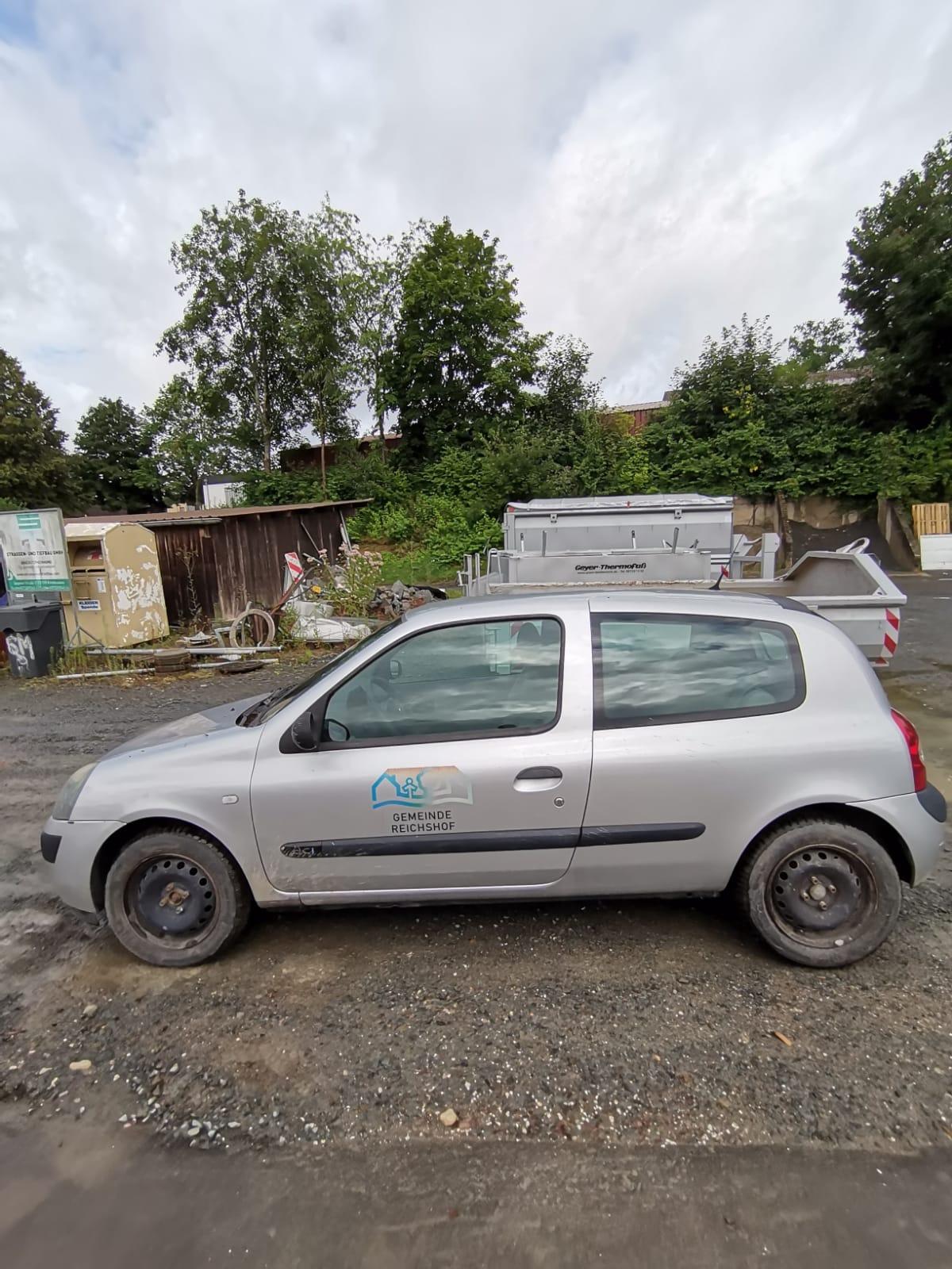 Renault Clio (Außenansicht)