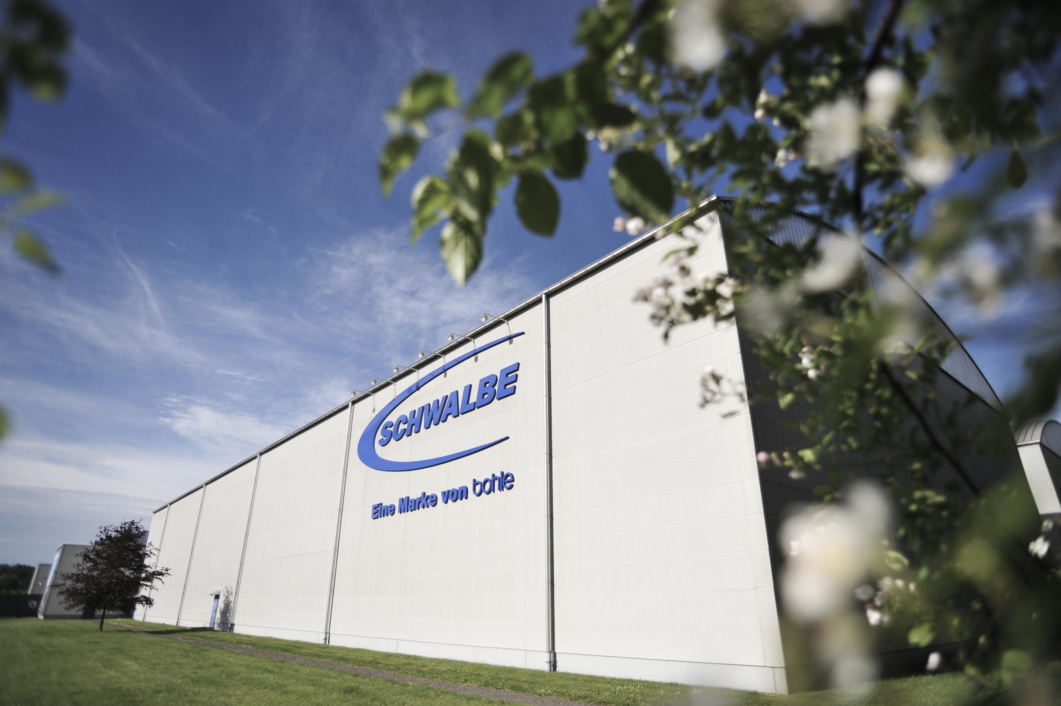 Ansicht der Gewerbebetriebe, hier: Fa. Ralf Bohle GmbH