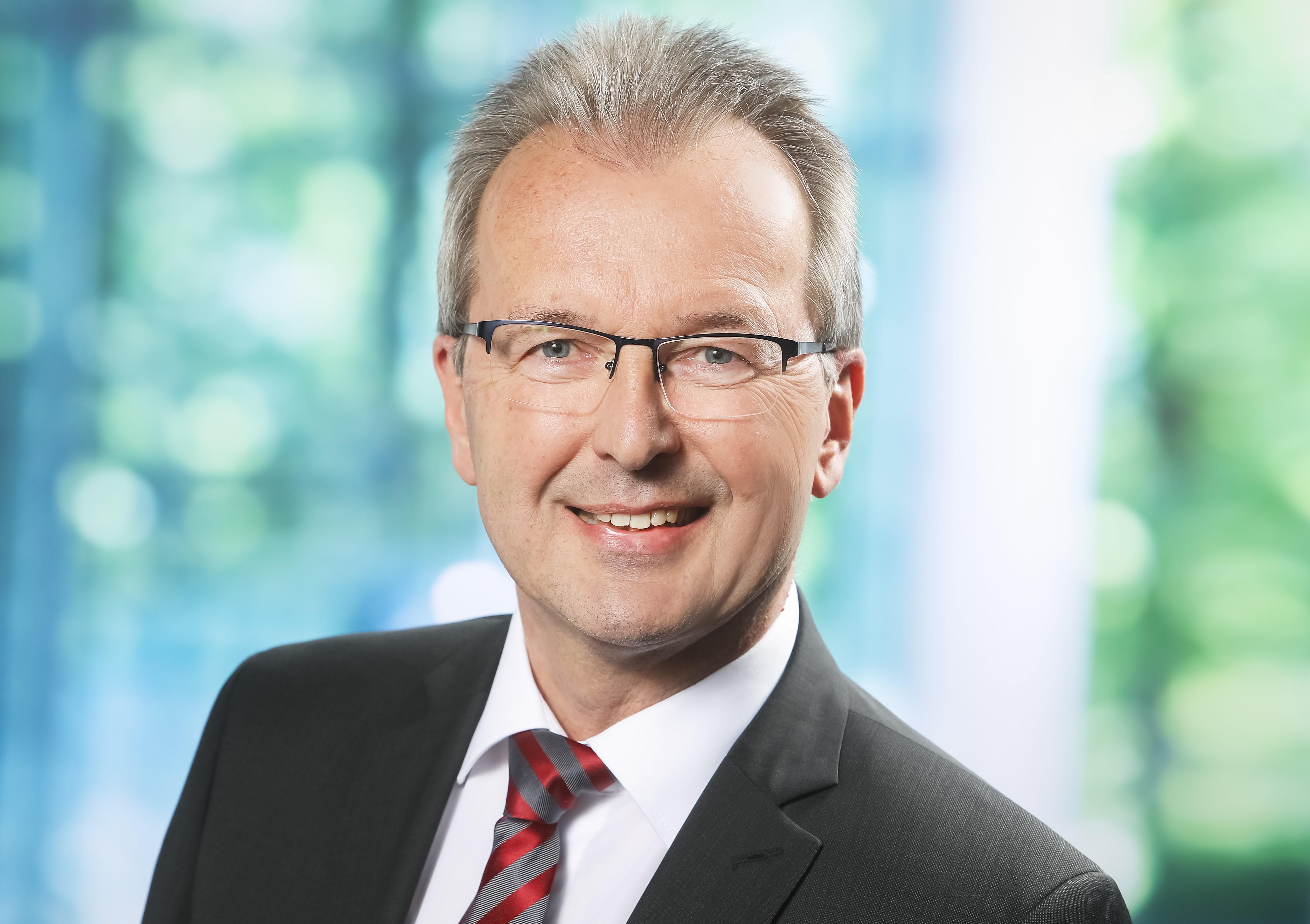 Bürgermeister Rüdiger Gennies